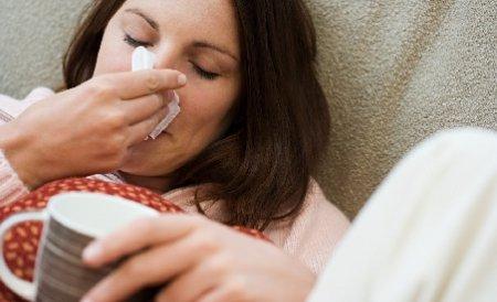 Infecţiile respiratorii acute, în creştere cu 17% faţă de săptămâna trecută