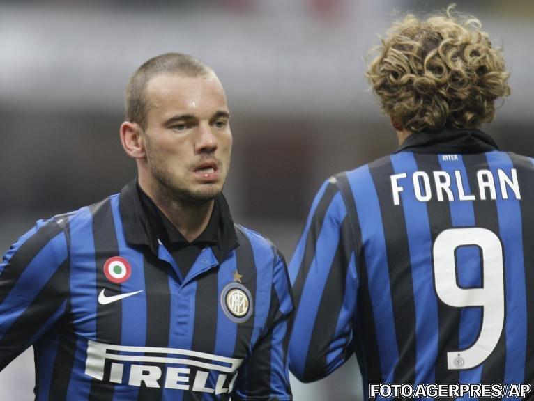 Inter Milano, din nou în criză: A pierdut pe teren propriu în faţa ultimei clasate