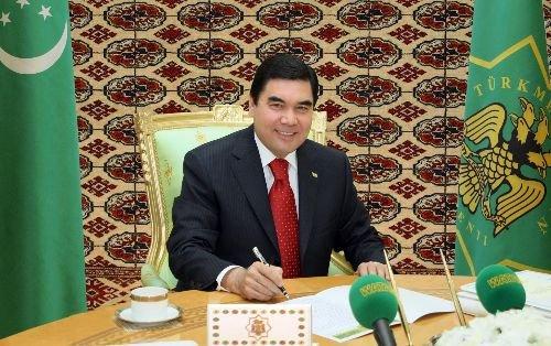 Rezultate parţiale: Preşedintele Turkmenistanului, reales cu 97,14 la sută din voturi