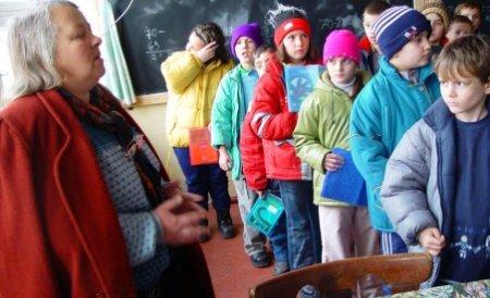 De miercuri se reiau cursurile în toate școlile din Bucureşti