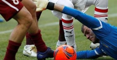 Europa League: Olympiakos câștigă prima manșă în deplasare cu Rubin Kazan