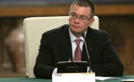 Premierul Ungureanu: Hotărârea privind limitarea exportului de curent are scop preventiv