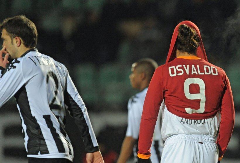 Serie A: Roma pierde la Siena şi ratează şansa de a urca pe locul 5