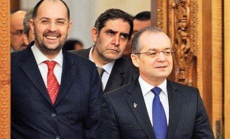 Liderii coaliţiei semnează, la ora 13, Protocolul de susţinere a Tratatului de stabilitate în UE