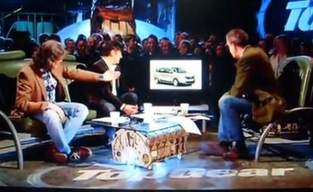Cum au reacţionat spectatorii Top Gear la vederea noii Dacia Lodgy