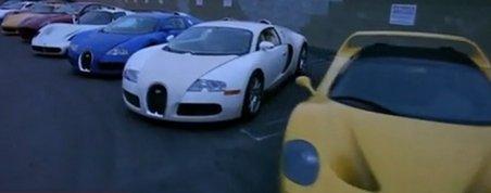 Iată una dintre cele mai remarcabile colecţii auto din întreaga istorie!