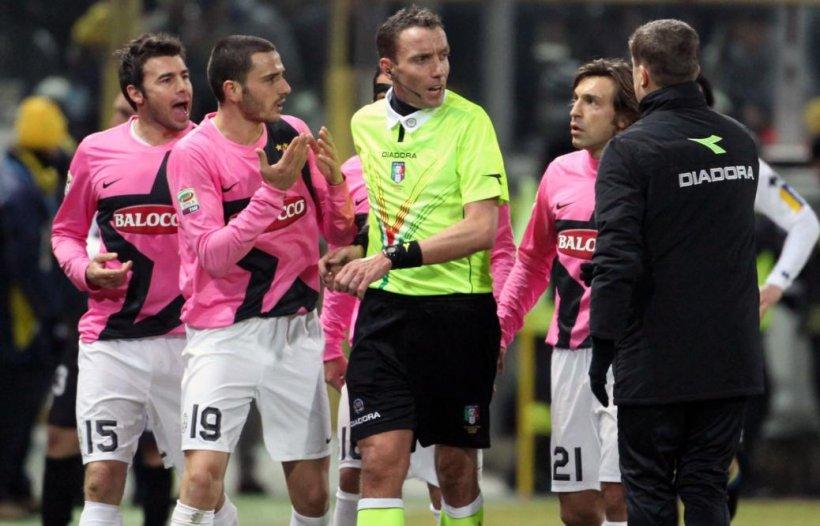 Juventus remizează cu Parma şi ratează şansa de a reveni pe primul loc