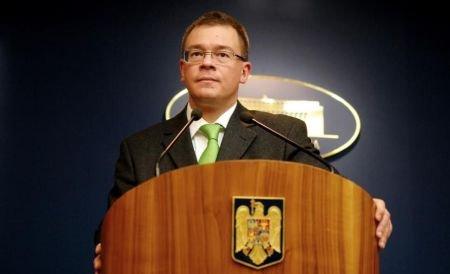 Premierul Ungureanu i-a invitat pe şefii delegaţiei FMI şi CE la o întâlnire pe teme economice