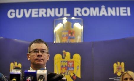 Ungureanu: Suntem ţara cu cea mai mică absorbţie de fonduri comunitare din UE