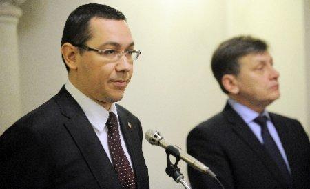 USL a depus la CCR contestaţia privind învestirea Guvernului Ungureanu