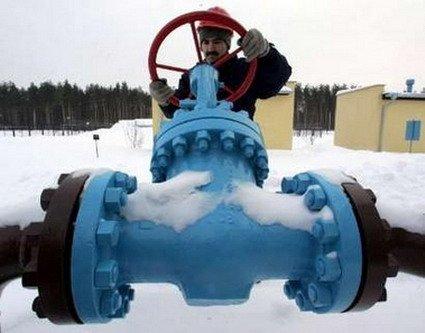 Gerul înmoaie Gazprom: A redus cu 10% preţul gazelor furnizate câtorva state europene
