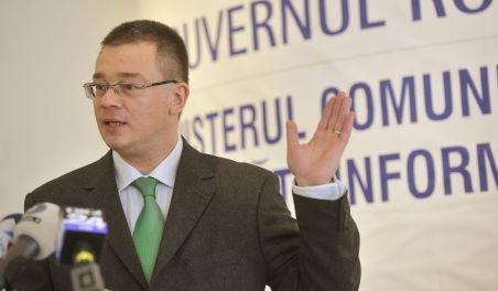 Noul premier Mihai Răzvan Ungureanu acceptă protecţia SPP doar de faţadă