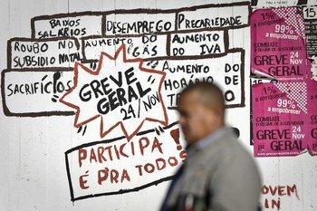 Portugalia pregătește o grevă generală, în semn de protest față de reforma pieței muncii