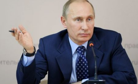 Vladimir Putin, un candidat la preşedinţie care face bob