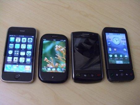 Telefoanele inteligente sfidează criza! Vânzările în România au crescut simţitor în 2011