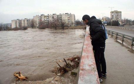 Bulgaria se pregăteşte de inundaţii săptămâna viitoare