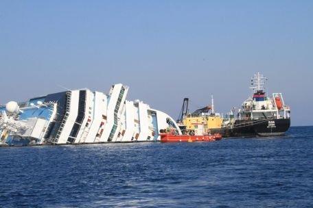Urme de cocaină pe un fir de păr al căpitanului navei Costa Concordia