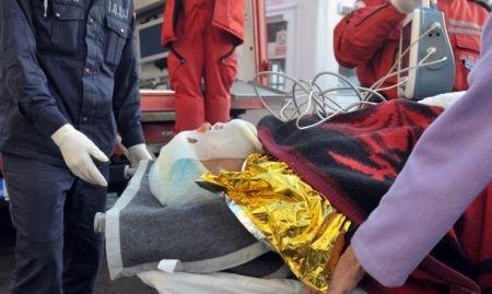 Exploziile de la Sighetu Marmaţiei au lăsat aproape tot oraşul fără gaze şi electricitate