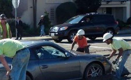 Uite ce se poate întâmpla dacă ignori semnele de circulaţie! A meritat-o sau nu?