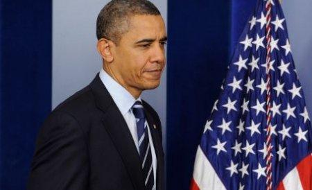 """Obama salută """"etapele pozitive"""" parcurse pentru depăşirea crizei din zona euro"""