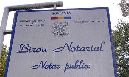 Pentru un an, birourile notariale vor intra în concurenţă: Guvernul elimină tariful minim impus la anumite acte