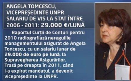Salariu de 1,5 miliarde lei pe lună, pentru un politician român. Ce femeie a câştigat această sumă timp de şase ani