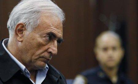 Surse judiciare: Arestul preventiv în cazul lui DSK va fi prelungit