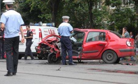 Traversarea neregulamentară a ucis un bărbat din Bistriţa-Năsăud