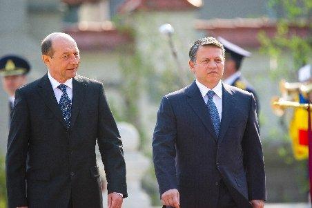 Băsescu: O vizită în Iordania a fost amânată. Ar putea fi reprogramată anul acesta