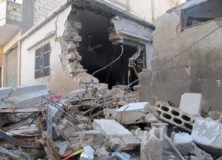 Doi jurnalişti occidentali au fost ucişi la Homs. Centrul de presă al militanţilor, bombardat de forţele regim