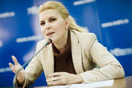 Elena Udrea, despre Crin Antonescu şi Victor Ponta: Sunt primii chiulangii ai ţării