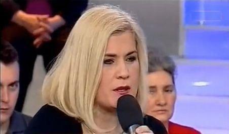 Liana Stanciu: Cancerul nu este o chestie care vine azi. Mamelor, faceţi ecografii copiilor!