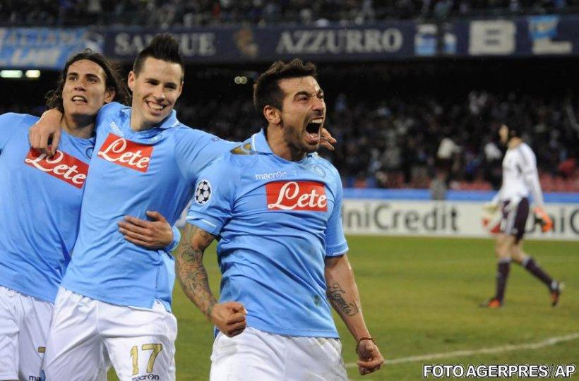 Liga Campionilor: Napoli învinge cu 3-1 pe Chelsea. Real Madrid, egalată în ultimul minut la Moscova
