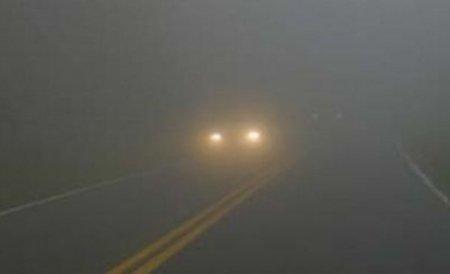 Avertizare de ceaţă pentru Bucureşti şi alte 10 judeţe, valabilă până la ora 13.30
