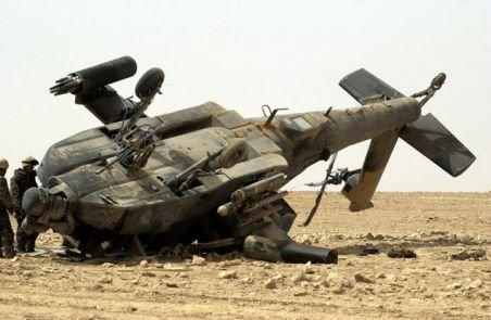 Tragedie în SUA: Două elicoptere militare s-au ciocnit în timpul unui exerciţiu. Şapte puşcaşi marini morţi