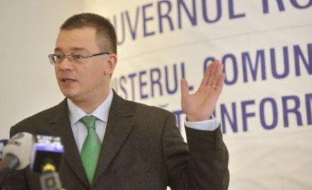 Ungureanu: Am senzația că reforma nu a început niciodată în Poliţie. Mă voi implica personal