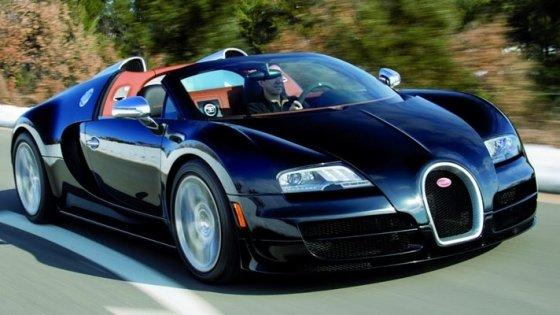 Bugatti pregăteşte cel mai rapid roadster de serie produs vreodată