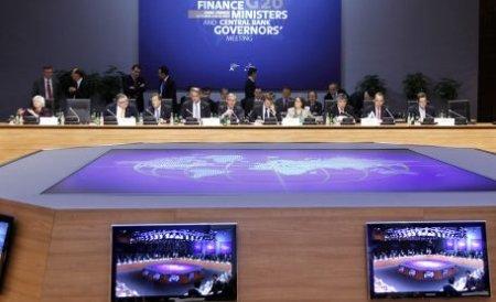 Liderii financiari ai statelor G20 se reunesc în acest week-end, pentru a discuta despre criza euro şi FMI