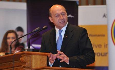 Preşedintele Băsescu vrea să adreseze un mesaj în Parlament, în 7 martie