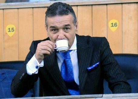 Gigi Becali: Să fii fraier să nu-l atragi pe Becali, care la ora asta are 5-6%, fără să mă chinui prea mult