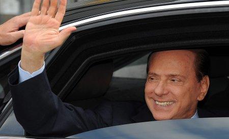 Silvio Berlusconi beneficiază de prescrierea faptelor într-un proces