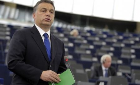 Viktor Orban către participanţii congresului PPMT: Avem vise comune neîmplinite, cum ar fi autonomia