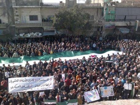 A început votul pentru adoptarea noii Constituţii în Siria
