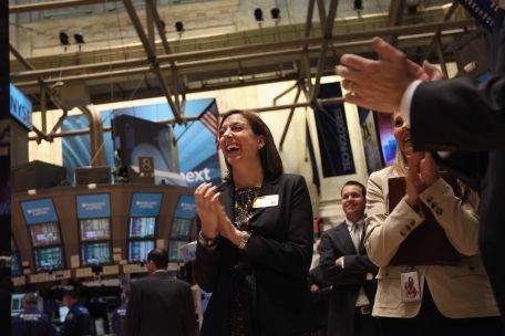 Indicele S&P 500 al bursei de la New York dă semne că SUA îşi revin din criză