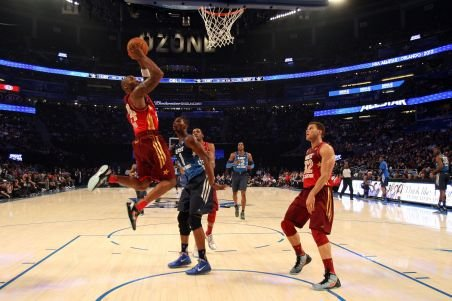All Star istoric în NBA: Vestul 152 - Estul 149, Kevin Durant este MVP, Kobe Bryant îl depăşeşte pe Michael Jordan