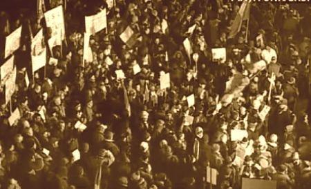 Nou proiect de lege: Revoluţionari sunt numai cei din perioada 14-22 decembrie 1989