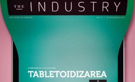Din martie, cititorii The Industry îşi pot face abonament la revistă