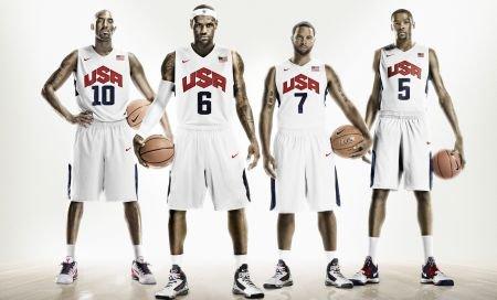 """După 20 de ani, """"Dream Team""""-ul american joacă din nou la Barcelona"""