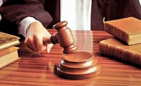 Judecătoarea Maria David a primit ordonanţă de reţinere pentru 24 de ore