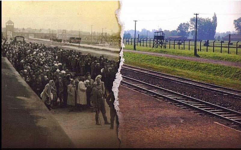 Locul în care timpul îşi plânge morţii. Auschwitz-Birkenau, ATUNCI şi ACUM, în aceeaşi atmosferă bizară a RĂULUI